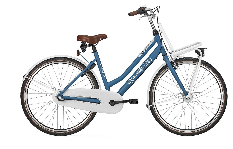 Tylko na zewnątrz Gazelle to najlepsze rowery Holenderskie.   Gazelle.pl VQ63